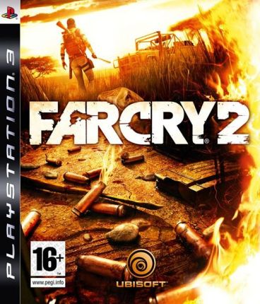 Far Cry 2 (Gra PS3)