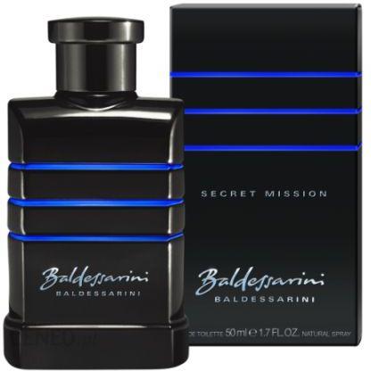 be5615497041f Hugo Boss Baldessarini Secret Mission woda toaletowa 90ml TESTER - zdjęcie 1  ...