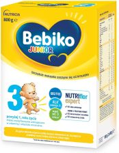 Bebiko Junior 3 Nutriflor+ 800G