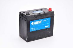 Exide Excell Eb454 - 45Ah 300A P+
