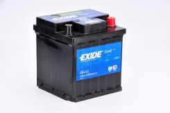 Exide Excell Eb440 - 44Ah 400A P+