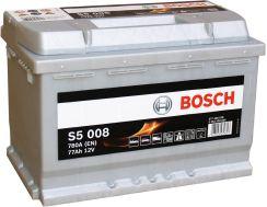 Bosch 77Ah/780A 278x175x190 BOSCH S5 - 0 092 S50 080 (P+)