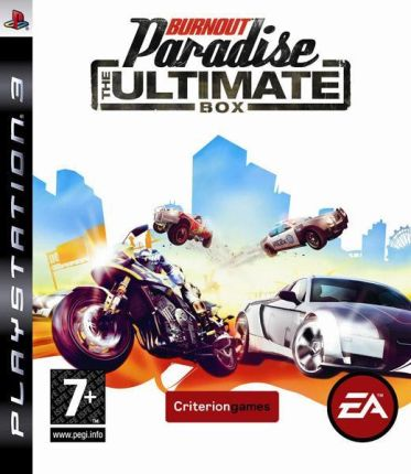 Burnout Paradise: The Ultimate Box (Gra PS3)