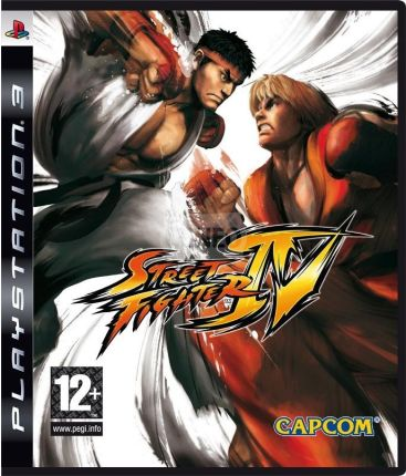Street Fighter IV (Gra PS3)