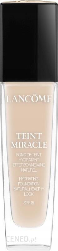 Lancome Teint Miracle Podkład SPF 15 nr 010 Beige Porcelaine 30ml - Opinie i ceny na Ceneo.pl