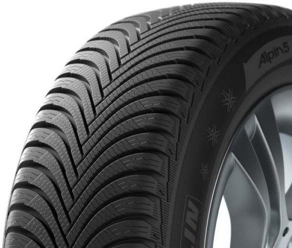 Opony Zimowe Michelin Alpin 5 20555r16 91t Opinie I Ceny Na Ceneopl