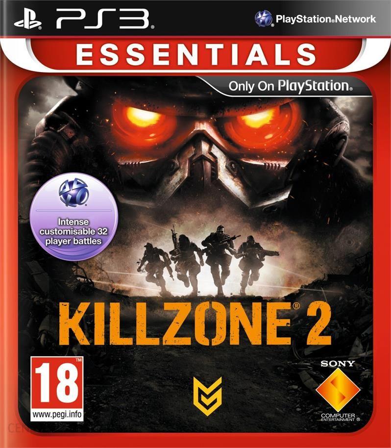 Killzone 2 Essentials Gra Ps3 Ceneo Pl