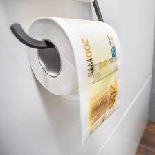 Gadget Master Papier Toaletowy 200 Euro Xl Gadzety Dla Domu Ceny I Opinie Ceneo Pl