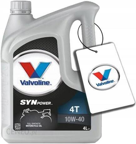91c84f488c848d Olej silnikowy Valvoline Synpower 4T 10W40 10W40 4L - Opinie i ceny ...