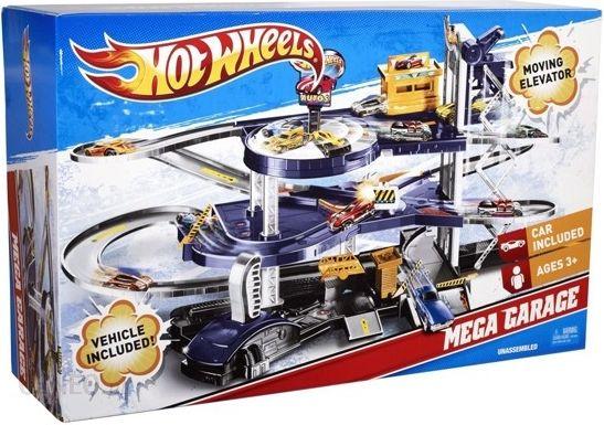 hot wheels garaz
