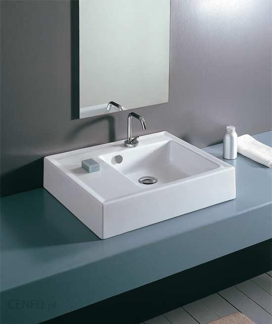 Umywalka althea lavabi d 39 arredo 60x50 31029 opinie i for Lavabi d arredo