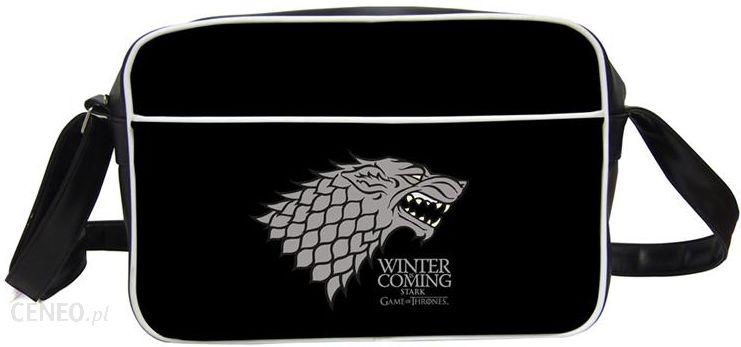Torba na ramię Game of Thrones Gra o Tron Winter Is Coming Stark