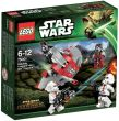 Lego Star Wars Republic Troopersa Vs. Sithatroopers 75001