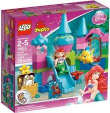Klocki Lego Duplo Podwodny Zamek Arielki 10515 Ceny I Opinie