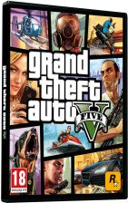 Grand Theft Auto V (Gra PC)