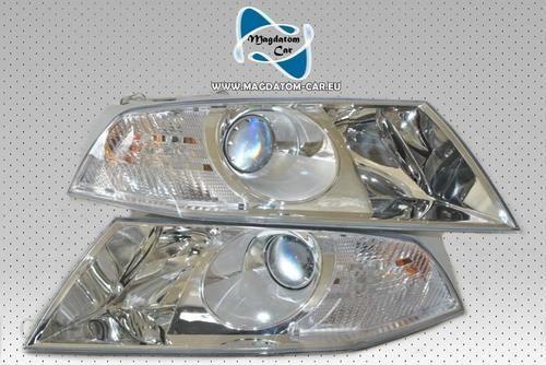 2x Nowe Oryginalne Xenon Reflektory Lampy Kompletne Do Skoda Octavia 2