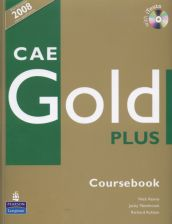 CAE Gold Plus SB+iTest /tylko z CD/