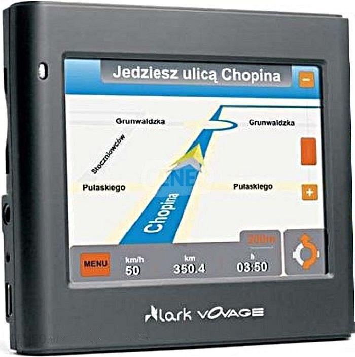 Nawigacja Samochodowa Lark Voyage 35 5c Navigo Polska Opinie I