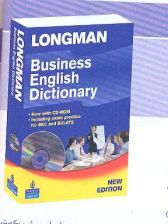 Longman Business English Dictionary with CD