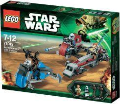 Klocki Lego Star Wars Barc Speeder Z Przyczepką 75012 Ceny I