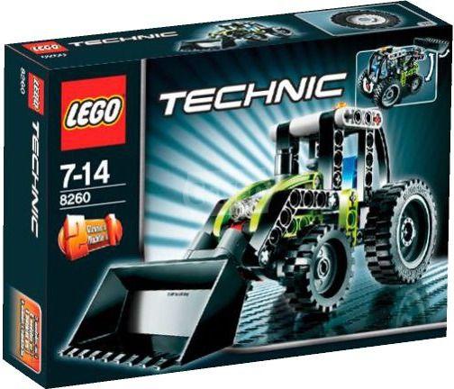 Klocki Lego Technic Traktor 8260 Ceny I Opinie Ceneopl