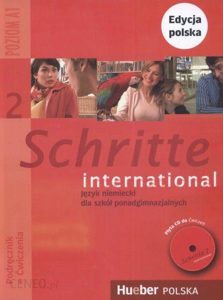 schritte international 1 podręcznik z ćwiczeniami edycja polska