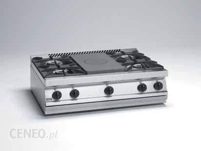 Fagor Kuchnia Gazowa 4 Palnikowa Z Płytą Grzewczą Cg7 50 Nat 19007385