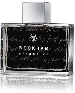 fb1ebad644fb4 David Beckham Signature Story For Him woda po goleniu 50 ml