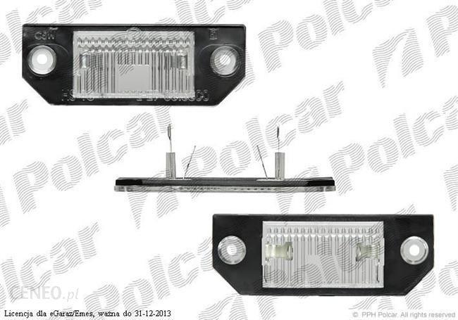 Lampa Oswietlenia Tablicy Rej Ece Ford Focus C Max C214 Listopad 03 Maj 07