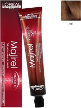 L'Oreal Professionnel Majirel Farba Do Włosów Odcień 7,03 (Beauty Colouring Cream) 50Ml