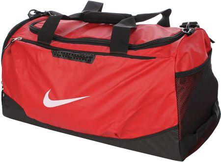 1eabd6fd54f82 Nike TORBA DLA SPORTOWCÓW TEAM TRAINING MAX AIR MEDIUM DUFFEL BAG KOLOR   CZERWONY CZARNY (BA4513-601) - Ceny i opinie - Ceneo.pl