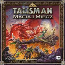 Gra planszowa Talisman: Magia i Miecz