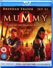 The Mummy: Tomb of the Dragon Emperor (Mumia: Grobowiec Cesarza Smoka) (EN) (Blu-ray)