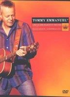Tommy Emmanuel - Live At Her Majesty s Theatre (DVD)