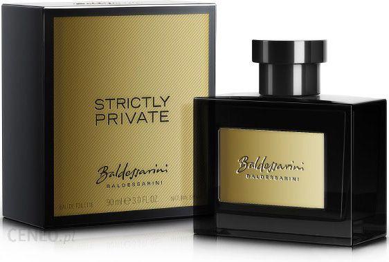 414470af92da6 Hugo Boss Baldessarini Strictly Private Woda toaletowa 50ml spray - zdjęcie  1 ...
