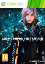Lightning Returns Final Fantasy XIII (Gra Xbox 360)