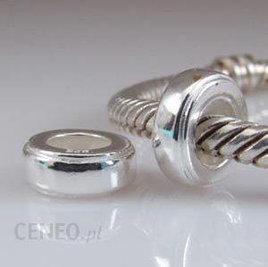 00c55ca547ebb3 Silverbeads D109 Srebro 925 Stoper Beads do bransoletek Pandora i Apart -  zdjęcie 1
