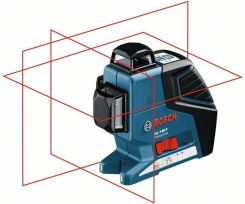 Bosch Laser liniowy GLL 3-80 P + statyw BS 150 0601063306