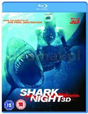 Shark Night 3D (Noc rekinów) (EN) (Blu-ray)