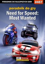 """Need for Speed: Most Wanted - poradnik do gry - Jacek """"Stranger"""" Hałas (E-book)"""