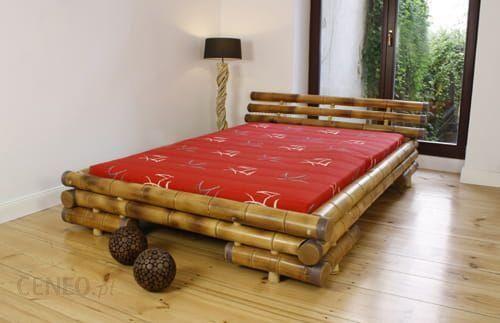 Homestyle4u łóżko Bambusowe Masywne Z Bambusa Brązowe 200x200 Opinie I Atrakcyjne Ceny Na Ceneopl