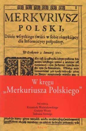 Książka W Kręgu Merkuriusza Polskiego Ceny I Opinie Ceneopl