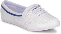Adidas BALERINY CONCORD ROUND SLEEK White / Blue - Ceny i opinie - Ceneo.pl