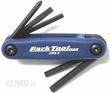 00269d4a8b908 Park Tool Zestaw Kluczy Aws-9 - Ceny i opinie - Ceneo.pl