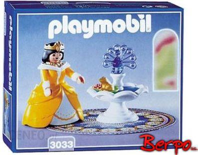 Playmobil Princess Księżniczka Z Fotnanną 3033