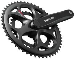 Shimano Mechanizm Korbowy Tourney A070, 50X34, 170Mm, Z Osłoną