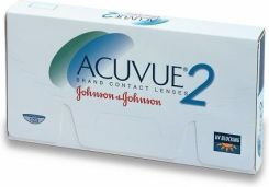Johnson & Johnson Acuvue 2 6 szt
