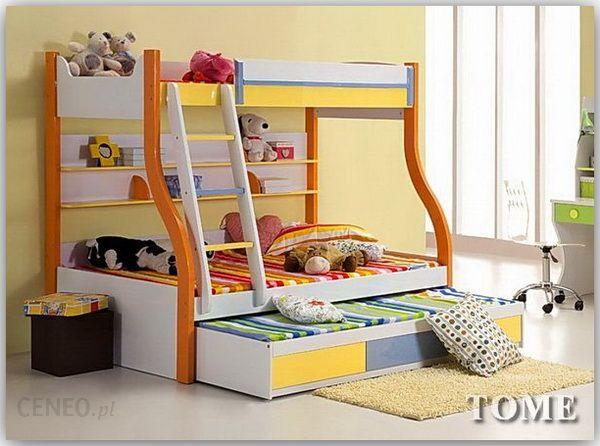Tome Trio Trzyosobowe łóżko Piętrowe Ceny I Opinie Ceneopl