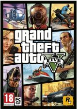 Grand Theft Auto V (Digital)