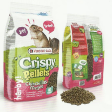 Versele Laga Crispy Pellets Chinchillas Degus 1kg
